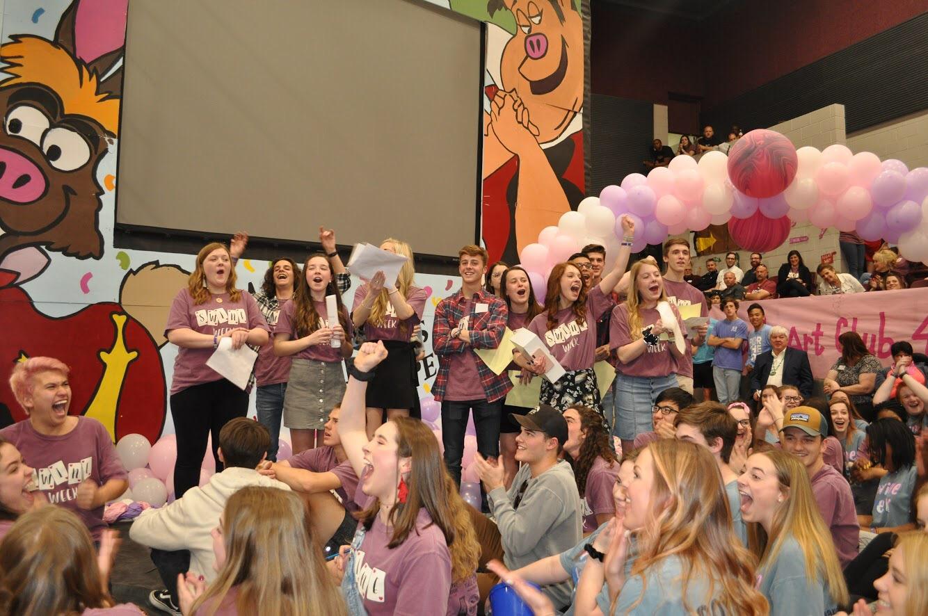 Edmond Memorial High School Swine Week